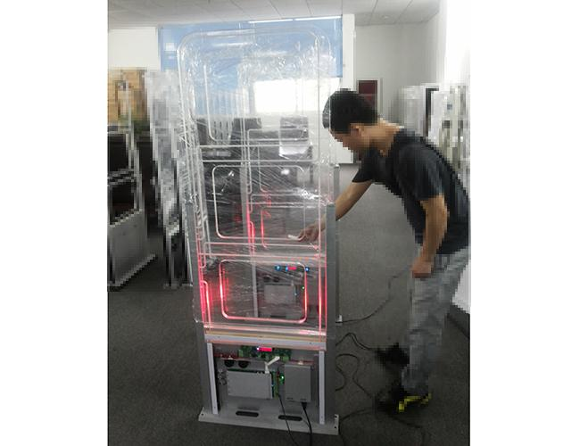Anti Burglary RFID Gate Reader High Power RFID Reader For Libraries Access