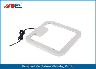 65CM Reading Range 13.56 MHz Loop Antenna , ABS Small Loop Antenna