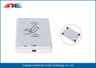 Cina White NFC Contactless Reader, Anti - Collision Mifare NFC Reader And Writer pemasok