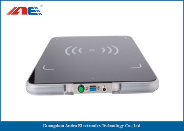 Cina All In One Desktop RFID Reader For Library Management Low Power Consumption Model pemasok