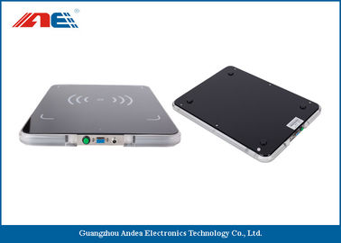 Cina EMI Detection RFID Integrated Reader , Durable RFID Rs232 Reader For Card pemasok