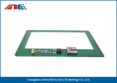 Cina High Range RFID Reader Antenna 13.56MHz For RFID Monitoring System PCB Material pemasok