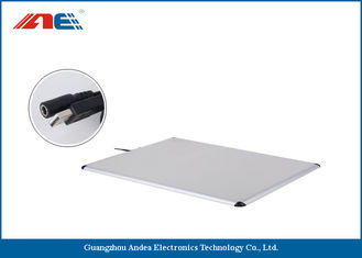 Cina Metal Shielding Multiple Tags RFID Desktop Reader USB Interface 50 Tags Per Second pemasok