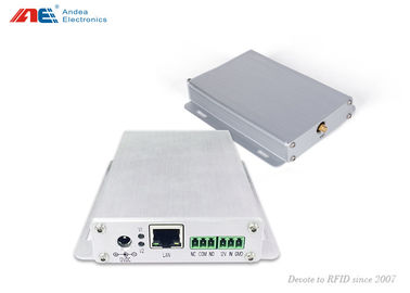 Cina TCP/IP Communication Mid Range RFID Reader One SMA Antenna Interface pemasok