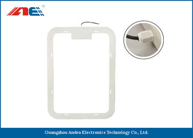 Cina Durable Frame High Frequency RFID Antenna , ABS Housing Long Range RFID Antenna pabrik