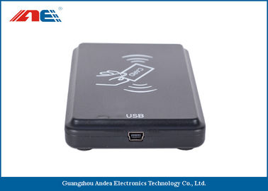 Cina OEM ODM Square USB RFID Reader Writer For Access Control ISO 15693 Protocol Distributor