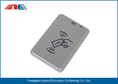 Cina Desktop Using Non Contact USB RFID Reader Contactless IC Card Reader Writer Distributor