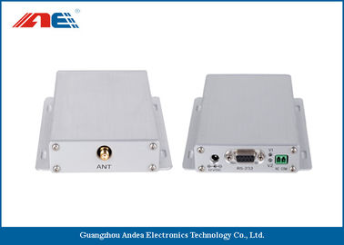 Cina High Frequency Industrial RFID Reader , Single Channel Fixed RFID Reader With One Relay pabrik