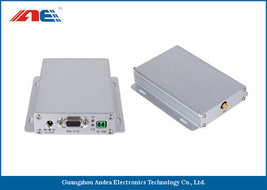 Cina Medium Power Fixed RFID Reader With One Relay Fast Anti - Collision Algorithm pabrik