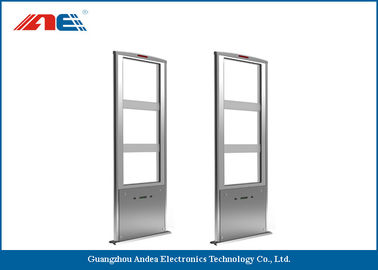 Cina Multi - Item Detection RFID Gate Reader For RFID Library Management System 1662 * 636 * 118mm pabrik