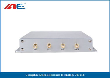 Cina Adjustable RF Power 1 - 8W Passive RFID Readers , Long Range RFID Readers 1055g Distributor