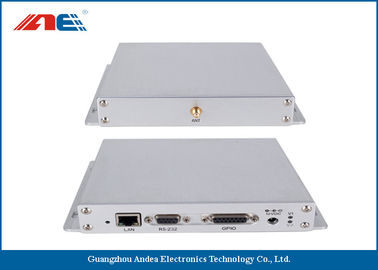 Cina Single Channel Fixed RFID Reader RS232 Communication Interface 1030g pabrik