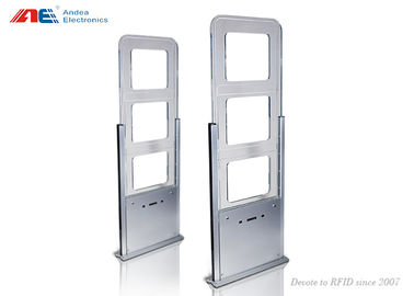 Cina HF RFID Library Security Gates Anti Theft Integrate Camera With Detection Gate pabrik