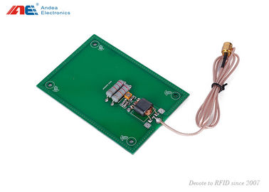 Cina PCB Board Built-in 13.56MHz RFID Antenna 30cm Reading Range 100 x 70 mm pabrik